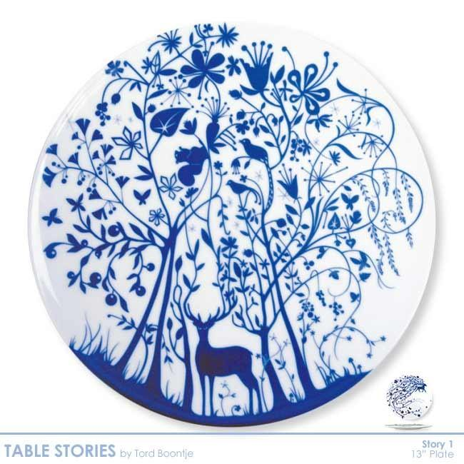 Pretty plates from Tord Boontje - latimes.com