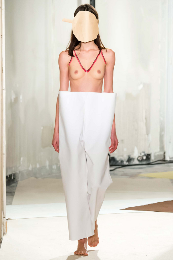 Jacquemus Fall 2015 Ready-to-Wear Fashion Show: Runway Review - Style.com