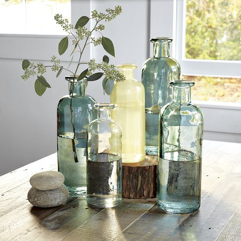 Recycled-Glass Jugs   west elm