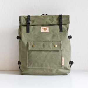 Blind Chic Big Bag Wolf | Cool Material