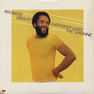 Roy Ayers Ubiquity / Everybody Loves The Sunshine | Polydor, (LP), Soul / Funk, EX-/EX- | 中古レコード通販 大阪 Root Down Records