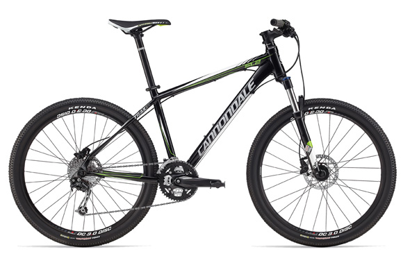 2011 Cannondale TRAIL SL 2