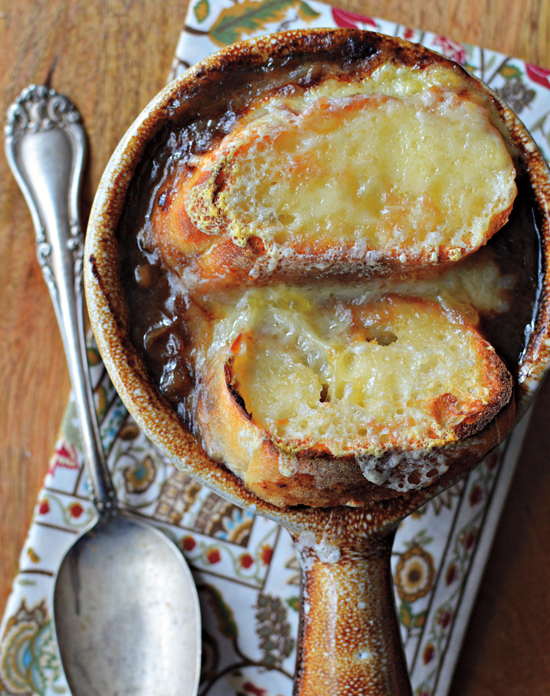 Simple French onion soup recipe - Style At Home