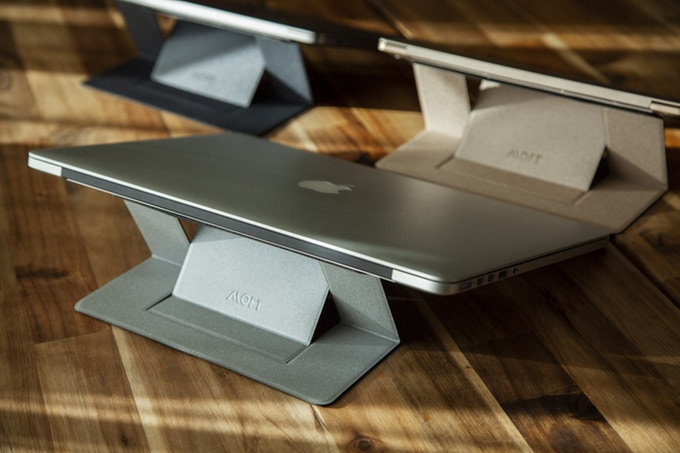 MOFT - World's First Invisible Laptop Stand, $19 Early Bird by MOFT — Kickstarter
