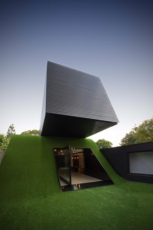 Hill House – Fubiz™