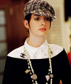 Purple Daisies: The Devil Wears Prada movie: a fashion inspiration