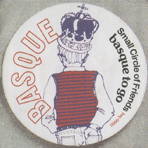 SMALL CIRCLE OF FRIENDS / BASQUE TO GO | Record CD Online Shop JET SET / レコード・CD通販ショップ ジェットセット