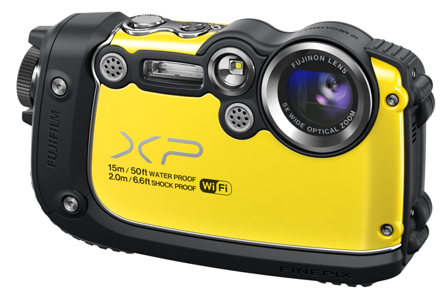 Fujifilm FinePix XP200 is an extra tough, Wi-Fi connected camera - Pocket-lint