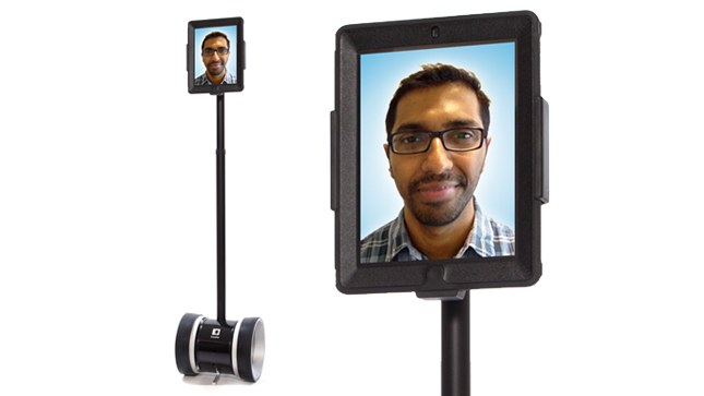 Double Robotics' Telepresence Robot For iPad