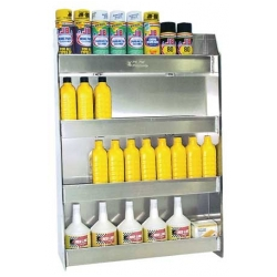 Oil Storage Cabinet Pit Pal Products | Trailer Accessories, Trailer Cabinets, Garage Organization: Oil Storage Cabinet Trailer Accessories