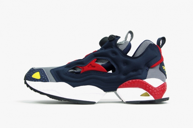 INSTA PUMP FURY 「WHIZ LIMITED x mita sneakers」 GRY/NVY/RED/YEL リーボック Reebok | ミタスニーカーズ|ナイキ・ニューバランス スニーカー 通販