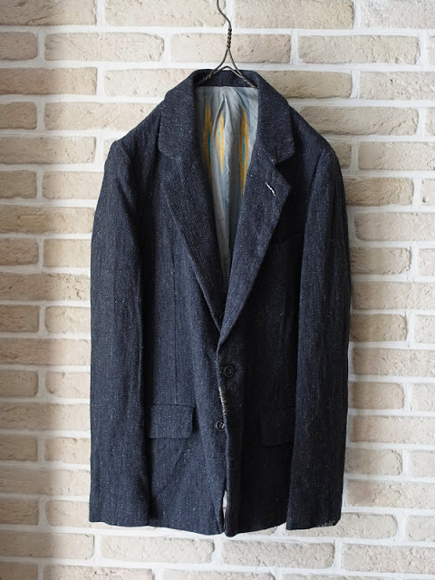 - mando - tweed tailored jacket