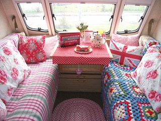 products / pink & red trailer by Faerie Nuff, via Flickr