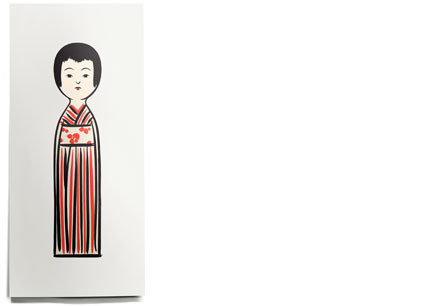 House Industries - Objects - Kokeshi 1
