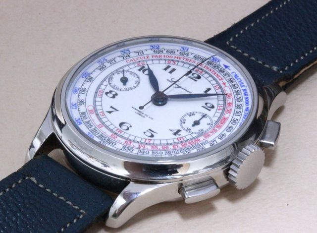 Longines Minute Recorder Chronograph Cal.13ZN ... | Vintage Longines