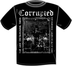 Corrupted new march : PUNK AND DESTROY