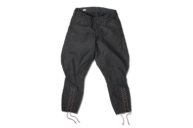 2012AW Pants|trunk|BLACK SIGN