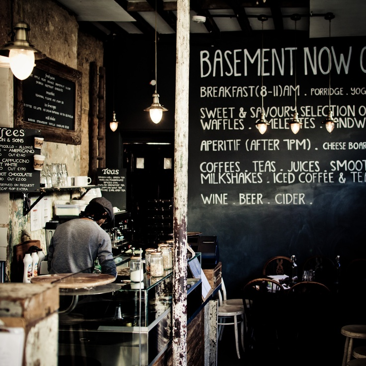 Creperie du Monde | London ❥ | Cafe / Bakery / Coffeeshop