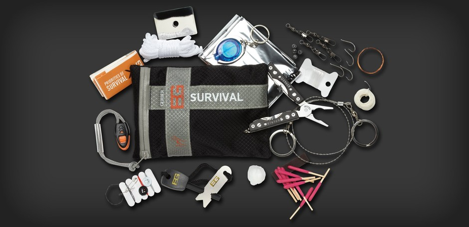 Bear Grylls Survival Series Ultimate Kit