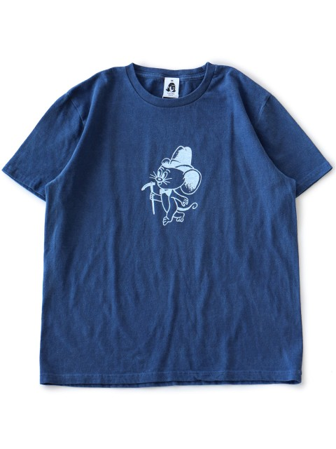 LOVE online store MEN   TACOMA FUJI RECORDS Mountain Mouse Syndicate (navy)