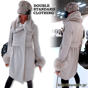 DOUBLE STANDARD CLOTHING : DOU...