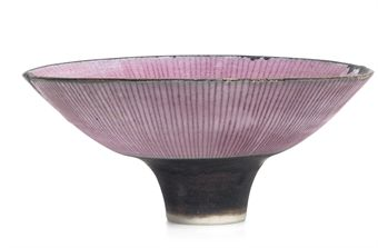 LUCIE RIE (1902-1995) | BOWL, CIRCA 1985 | 20th Century Decorative Art & Design Auction</li> | 20th Century, All other categories of objects | Christie's