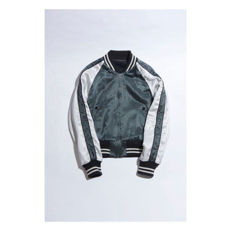 Reversible Jacket. | The Letters