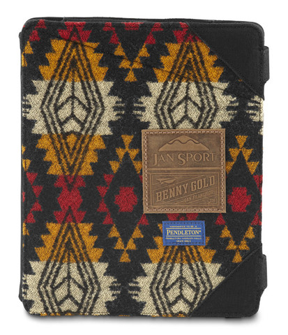 Benny Gold - BG X JanSport X Pendleton iPad Mag Sleeve