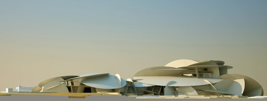 jean nouvel new national museum qatar