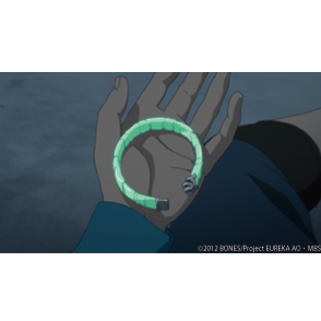 "JAM HOME MADE ×EUREKA SEVEN AO BANGLE ""ROPE"" -SILVER- MEN'S BRACELET(メンズ ブレスレット)通販 