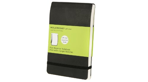 Amazon.co.jp: Moleskine Plain Soft Reporter Notebook Pocket (Moleskine Classic): Moleskine: 洋書