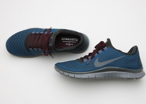 Nike x UNDERCOVER Gyakusou Fall/Winter 2012 Footwear Collection | SneakerFiles