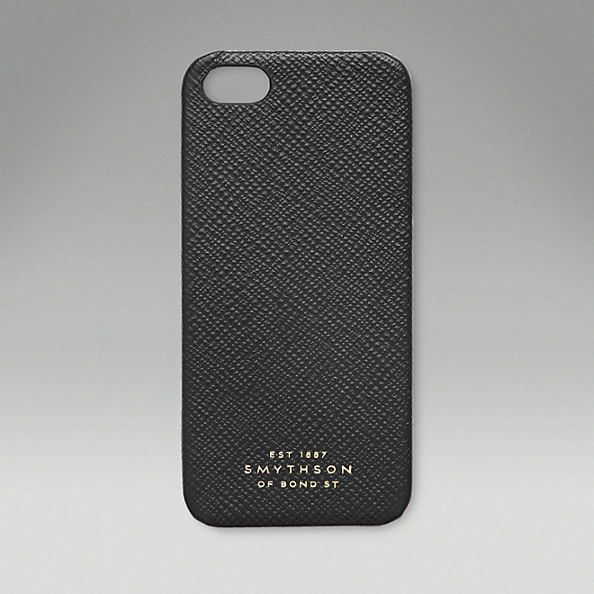 iPhone 5 Hard Cover - Smythson