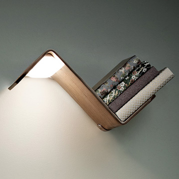 Lililite, the ultimate reading lamp.