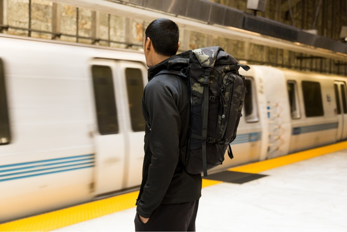 The ALPHA 31: The Ultimate Pack for Urban Mobility by REMOTE EQUIPMENT — Kickstarter