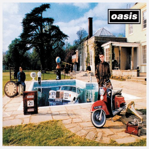 Amazon.co.jp: Be Here Now: Oasis: 音楽