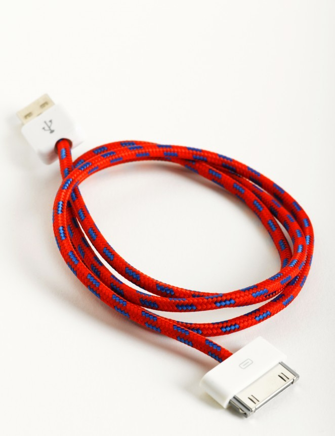 Cross Stripe Collective Cable | Eastern Collective // Burlington Vermont