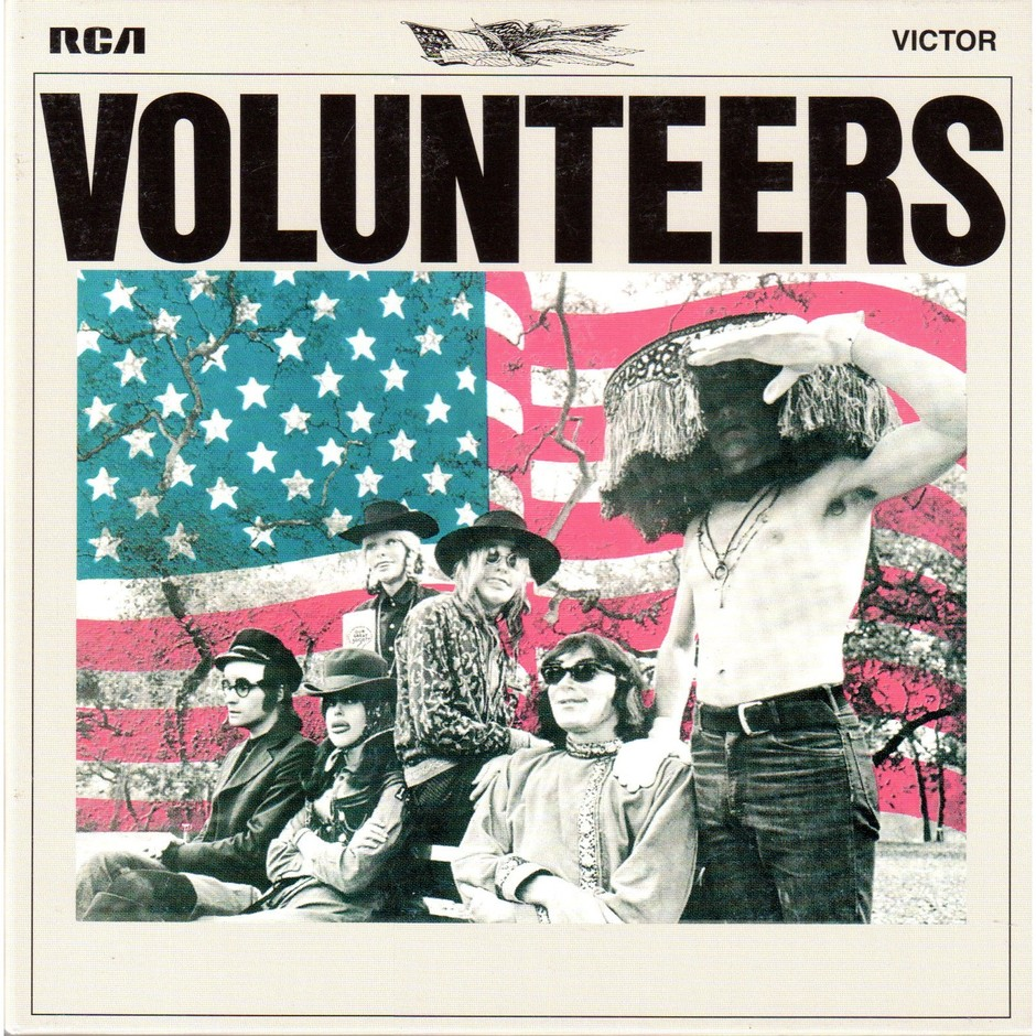 It's Psychedelic Baby Magazine: Jefferson Airplane - Volunteers (1969) review
