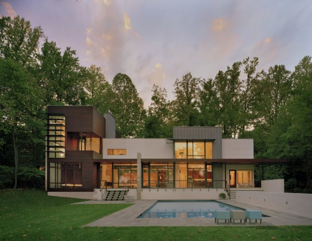 Crab Creek House by Robert Gurney Architect » CONTEMPORIST