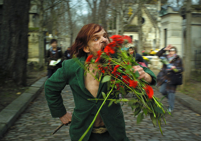 Review: Leos Carax's 'Holy Motors' Is Bonkers | Thompson on Hollywood