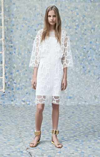 Chloé Spring-2014 Ready-To-Wear