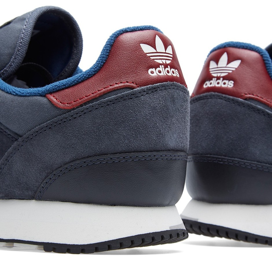 Adidas x Barbour ZX 555 (Solid Grey & White Vapour)