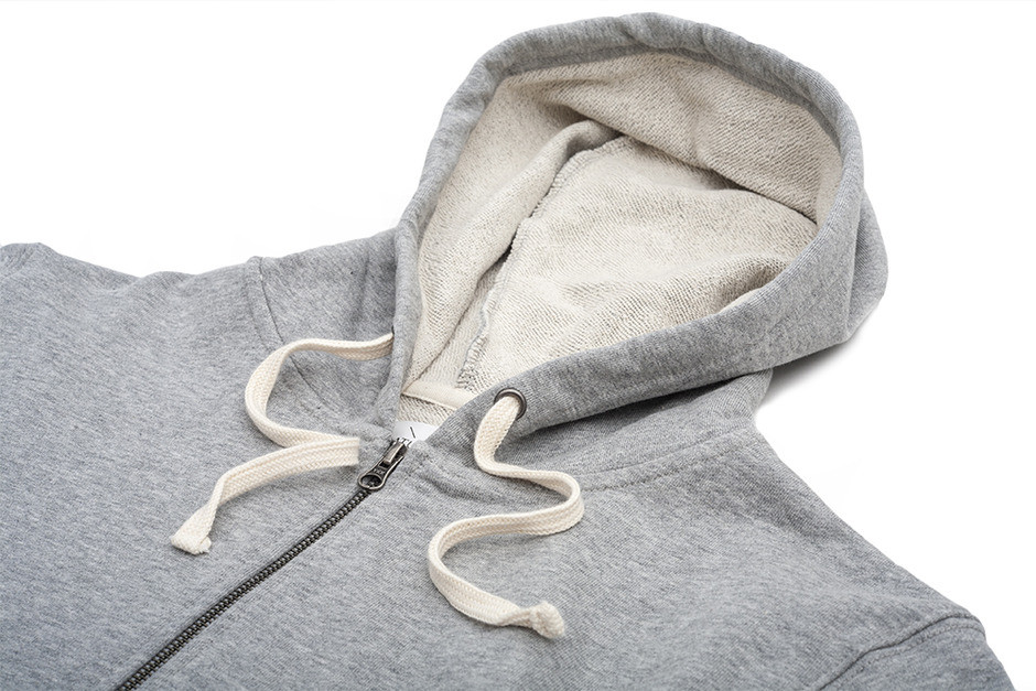 JP Zip Hoodie | Saturdays