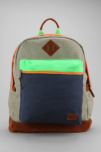 Spurling Lakes Colorblock Backpack - Urban Outfitters