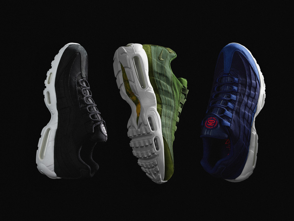 STÜSSY NIKE AIR MAX 95 : STUSSY JAPAN OFFICIAL SITE