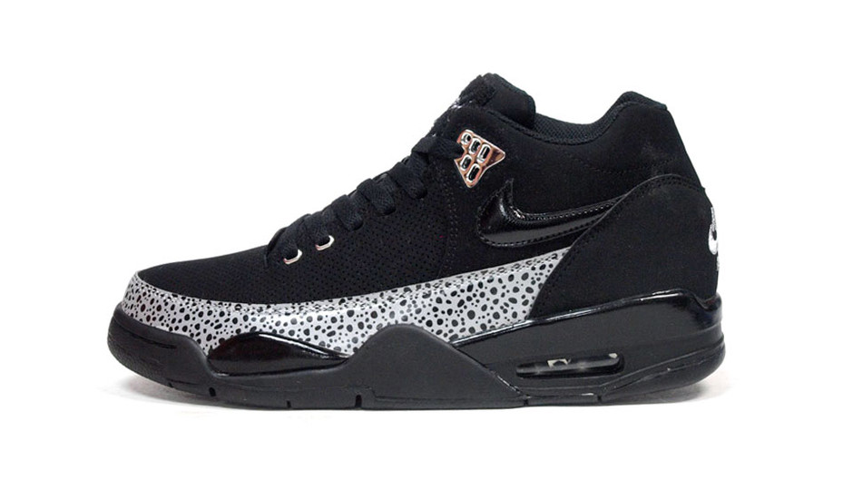"FLIGHT SQUAD QS ""LIMITED EDITION for NONFUTURE"" BLK/SLV ナイキ NIKE 