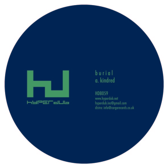 Images for Burial - Kindred EP