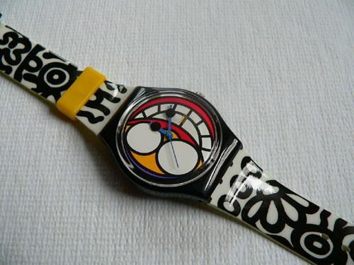 Artist Swatch ― Swatch and Beyond