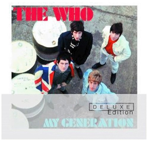 My Generation [Deluxe Edition]: The Who: Amazon.co.uk: Music