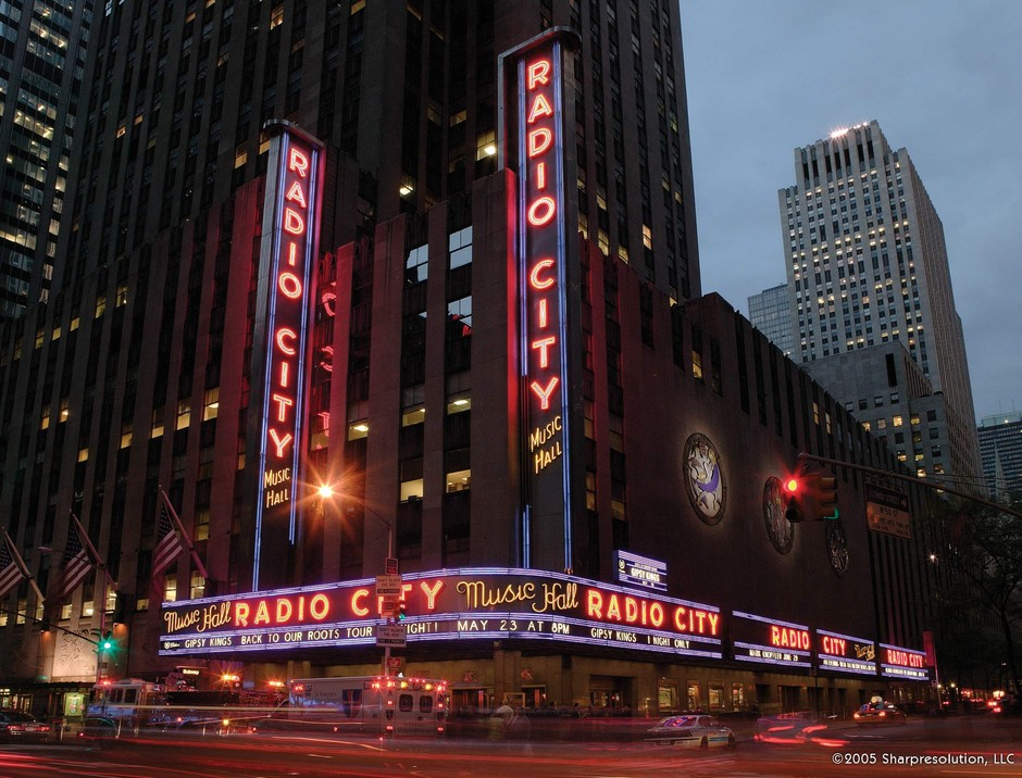 Radio City Music Hall | Great American Things